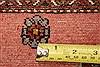 Rudbar Brown Runner Hand Knotted 25 X 61  Area Rug 100-21566 Thumb 13