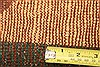 Gabbeh Green Square Hand Knotted 68 X 72  Area Rug 100-21641 Thumb 14