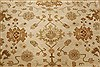 Oushak Beige Hand Knotted 80 X 100  Area Rug 250-21712 Thumb 15