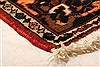 Bakhtiar Red Runner Hand Knotted 55 X 102  Area Rug 100-21722 Thumb 8