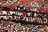 Arak Red Hand Knotted 71 X 910  Area Rug 100-21738 Thumb 7
