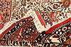 Arak Red Hand Knotted 71 X 910  Area Rug 100-21738 Thumb 5