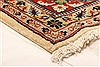 Tabriz Red Hand Knotted 69 X 101  Area Rug 100-21762 Thumb 22