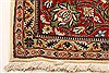 Tabriz Red Hand Knotted 69 X 101  Area Rug 100-21762 Thumb 23