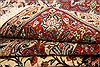 Tabriz Red Hand Knotted 69 X 101  Area Rug 100-21762 Thumb 28