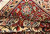 Tabriz Red Hand Knotted 69 X 101  Area Rug 100-21762 Thumb 6