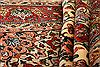 Tabriz Red Hand Knotted 69 X 101  Area Rug 100-21762 Thumb 8