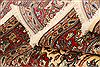 Tabriz Red Hand Knotted 69 X 101  Area Rug 100-21762 Thumb 10