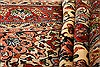 Tabriz Red Hand Knotted 69 X 101  Area Rug 100-21762 Thumb 7