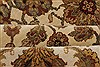 Agra Beige Hand Knotted 711 X 101  Area Rug 250-21767 Thumb 10