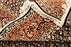 Tabriz Yellow Hand Knotted 66 X 93  Area Rug 100-21771 Thumb 6