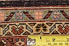 Tabriz Yellow Hand Knotted 66 X 93  Area Rug 100-21771 Thumb 11