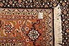 Tabriz Yellow Hand Knotted 66 X 93  Area Rug 100-21771 Thumb 13