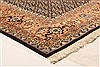Tabriz Yellow Hand Knotted 66 X 93  Area Rug 100-21771 Thumb 16