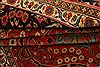 Sarouk Red Hand Knotted 71 X 100  Area Rug 100-21787 Thumb 5