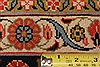 Sarouk Red Hand Knotted 71 X 100  Area Rug 100-21787 Thumb 14