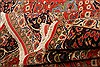 Sarouk Red Hand Knotted 71 X 100  Area Rug 100-21787 Thumb 11