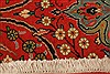 Sarouk Red Hand Knotted 71 X 100  Area Rug 100-21787 Thumb 16