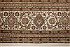 Tabriz Beige Hand Knotted 710 X 910  Area Rug 250-21794 Thumb 16