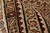 Tabriz Beige Hand Knotted 710 X 910  Area Rug 250-21794 Thumb 1