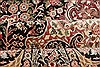 Pak-Persian Black Hand Knotted 81 X 105  Area Rug 250-21795 Thumb 11