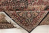 Pak-Persian Black Hand Knotted 81 X 105  Area Rug 250-21795 Thumb 12