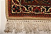 Kashan Beige Hand Knotted 70 X 102  Area Rug 100-21892 Thumb 1