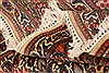Kashan Beige Hand Knotted 70 X 102  Area Rug 100-21892 Thumb 5