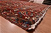 Bakhtiar Red Hand Knotted 110 X 161  Area Rug 100-21944 Thumb 1