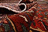 Bakhtiar Red Hand Knotted 110 X 161  Area Rug 100-21944 Thumb 4