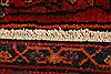 Sanandaj Red Hand Knotted 41 X 56  Area Rug 100-21945 Thumb 17
