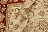 Pishavar Beige Hand Knotted 80 X 911  Area Rug 100-22016 Thumb 6