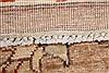 Pishavar Beige Hand Knotted 711 X 911  Area Rug 250-22079 Thumb 14