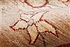 Pishavar Beige Hand Knotted 711 X 911  Area Rug 250-22079 Thumb 3