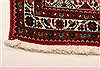 Abadeh Red Hand Knotted 35 X 51  Area Rug 100-22087 Thumb 11