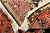 Tabriz Black Hand Knotted 33 X 410  Area Rug 100-22106 Thumb 20
