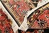 Tabriz Black Hand Knotted 33 X 410  Area Rug 100-22106 Thumb 3