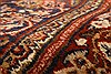 Kashan Brown Hand Knotted 35 X 411  Area Rug 100-22147 Thumb 6