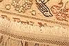 Kerman Beige Hand Knotted 31 X 55  Area Rug 100-22166 Thumb 15