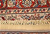 Sarouk Red Hand Knotted 37 X 47  Area Rug 100-22216 Thumb 12