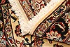 Kerman White Hand Knotted 37 X 56  Area Rug 100-22222 Thumb 5