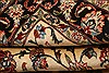 Kerman White Hand Knotted 37 X 56  Area Rug 100-22222 Thumb 6