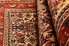 Abadeh Red Hand Knotted 35 X 51  Area Rug 100-22248 Thumb 3