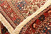Abadeh Red Hand Knotted 35 X 51  Area Rug 100-22248 Thumb 4