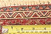 Abadeh Red Hand Knotted 35 X 51  Area Rug 100-22248 Thumb 6
