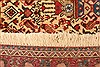 Abadeh Red Hand Knotted 35 X 51  Area Rug 100-22248 Thumb 7