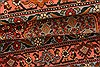 Sanandaj Red Hand Knotted 41 X 51  Area Rug 100-22273 Thumb 4