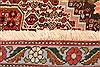 Sanandaj Red Hand Knotted 41 X 51  Area Rug 100-22273 Thumb 7