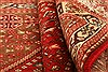 Abadeh Red Hand Knotted 34 X 51  Area Rug 100-22276 Thumb 3