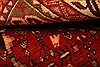 Abadeh Red Hand Knotted 34 X 51  Area Rug 100-22276 Thumb 5